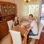 Panorámás Family 6 fős apartman 3 hálótérrel (pótágyazható)