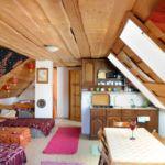 Panorámás erkélyes 6 fős apartman 2 hálótérrel (pótágyazható)
