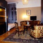 Fürdőkádas Superior franciaágyas szoba (pótágyazható)
