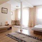 Balkonos Vip kétágyas szoba (pótágyazható)