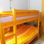 Földszintes ágy/ ágyanként foglalható 2x komfort egyágyas szoba