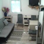 Apartament confort cu vedere spre curte cu 2 camere pentru 6 pers.