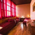 Komfort  Izba s manželskou posteľou (s možnosťou prístelky)