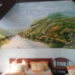Emeleti Family ötágyas szoba