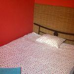 Kertre néző földszinti franciaágyas szoba
