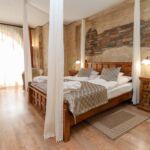 Pokój 2-osobowy Dworski dom z tarasem