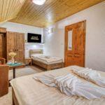 Standard Dreibettzimmer Obergeschoss