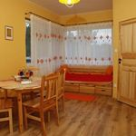 Apartament 4-osobowy Family z widokiem na ogród z 1 pomieszczeniem sypialnianym (możliwa dostawka)