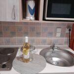 Földszintes fürdőszobás 2 fős apartman 1 hálótérrel (pótágyazható)