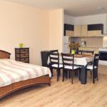 3-Zimmer-Apartment für 6 Personen mit Balkon