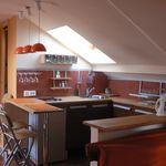 Apartament studio cu balcon cu 2 camere pentru 4 pers.
