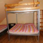 Családi nyolcágyas szoba (pótágyazható)