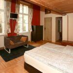 Apartament 6-osobowy Studio z antresolą z 1 pomieszczeniem sypialnianym