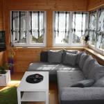 Panorama 3-Zimmer-Apartment für 6 Personen mit Aussicht auf die Berge (Zusatzbett möglich)