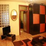 Queen 1-Room Balcony Apartment for 3 Persons