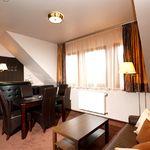 Apartament 4-osobowy Family z balkonem z 1 pomieszczeniem sypialnianym (możliwa dostawka)