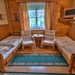 Panorama 2-Zimmer-Apartment für 3 Personen Obergeschoss (Zusatzbett möglich)
