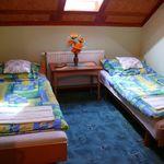 Tetőtéri Family egyágyas szoba