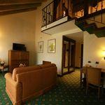 Apartament junior cu panorama cu 1 camera pentru 2 pers. (se poate solicita pat suplimentar)