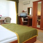 Deluxe 1-Room Balcony Apartment for 3 Persons (extra bed available)