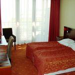 Superior S Panorama na Balaton Pokoj s manželskou postelí