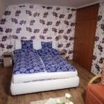 Apartman s balkónem s manželskou postelí s 1 ložnicí v podkroví (s možností přistýlky)