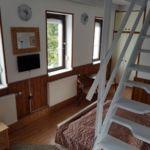 Galériás  Standard ötágyas szoba (pótágyazható)
