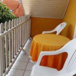 Apartmán s manželskou posteľou s 1 spálňou s panorámou v podkroví (s možnosťou prístelky)