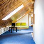 Economy Apartman pro 2 os. s 1 ložnicí v podkroví (s možností přistýlky)