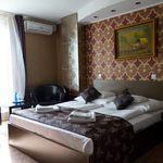 Fürdőkádas Superior franciaágyas szoba