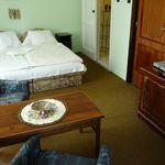 Földszintes Classic 2 fős apartman 1 hálótérrel