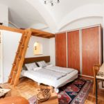 Apartament 4-osobowy Standard Studio z 1 pomieszczeniem sypialnianym