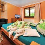 Standard  Izba s manželskou posteľou