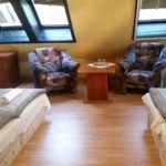 Tetőtéri Family négyágyas szoba (pótágyazható)