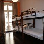 Classic négyágyas szoba (pótágyazható)