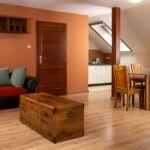 Apartament premium Family living + dormitor cu 2 camere pentru 4 pers.