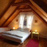 Panorámás tetőtéri franciaágyas szoba (pótágyazható)