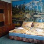 Emeleti Standard négyágyas szoba