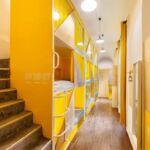 Közös fürdőszobás ágy/ágyanként foglalható 11X egyágyas szoba