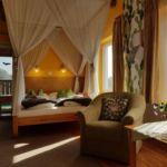 Apartament cu balcon cu panorama cu 1 camera pentru 2 pers.
