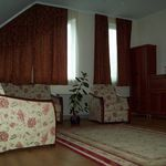 Mansard 2-Room Suite for 3 Persons (extra bed available)