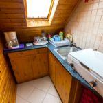 Erkélyes fürdőszobás 6 fős apartman 3 hálótérrel (pótágyazható)