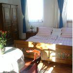 Romantik kétágyas szoba (pótágyazható)