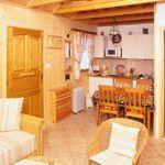 Földszintes fürdőszobás 3 fős faház