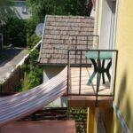 Apartament cu balcon cu aer conditionat cu 2 camere pentru 6 pers.