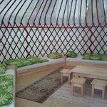 Jurta ötágyas szoba (pótágyazható)