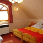 Apartament 5-osobowy z panoramą z 2 pomieszczeniami sypialnianymi