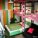 Camera cvadrupla confort cu baie proprie (toaleta comuna) (se poate solicita pat suplimentar)