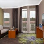 Superior 1-Room Balcony Suite for 2 Persons (extra bed available)