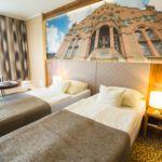 Superior Pokoj s balkónem s manželskou postelí (s možností přistýlky)